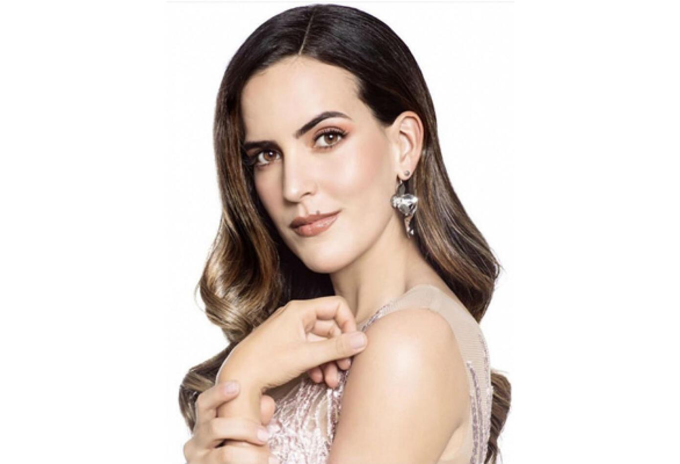 Estefanía Gutiérrez, señorita Bolívar 2019