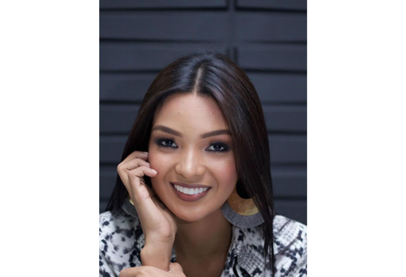 Andrea Carolina Martínez, señorita Cartagena 2019
