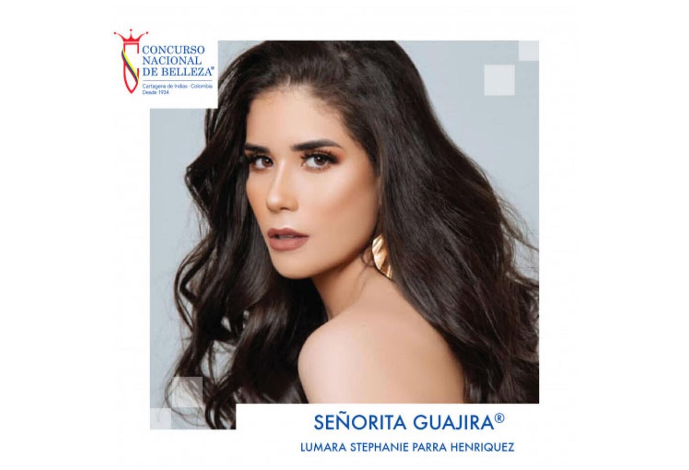 Lumara Stepanie Parra, Señorita Guajira 2019