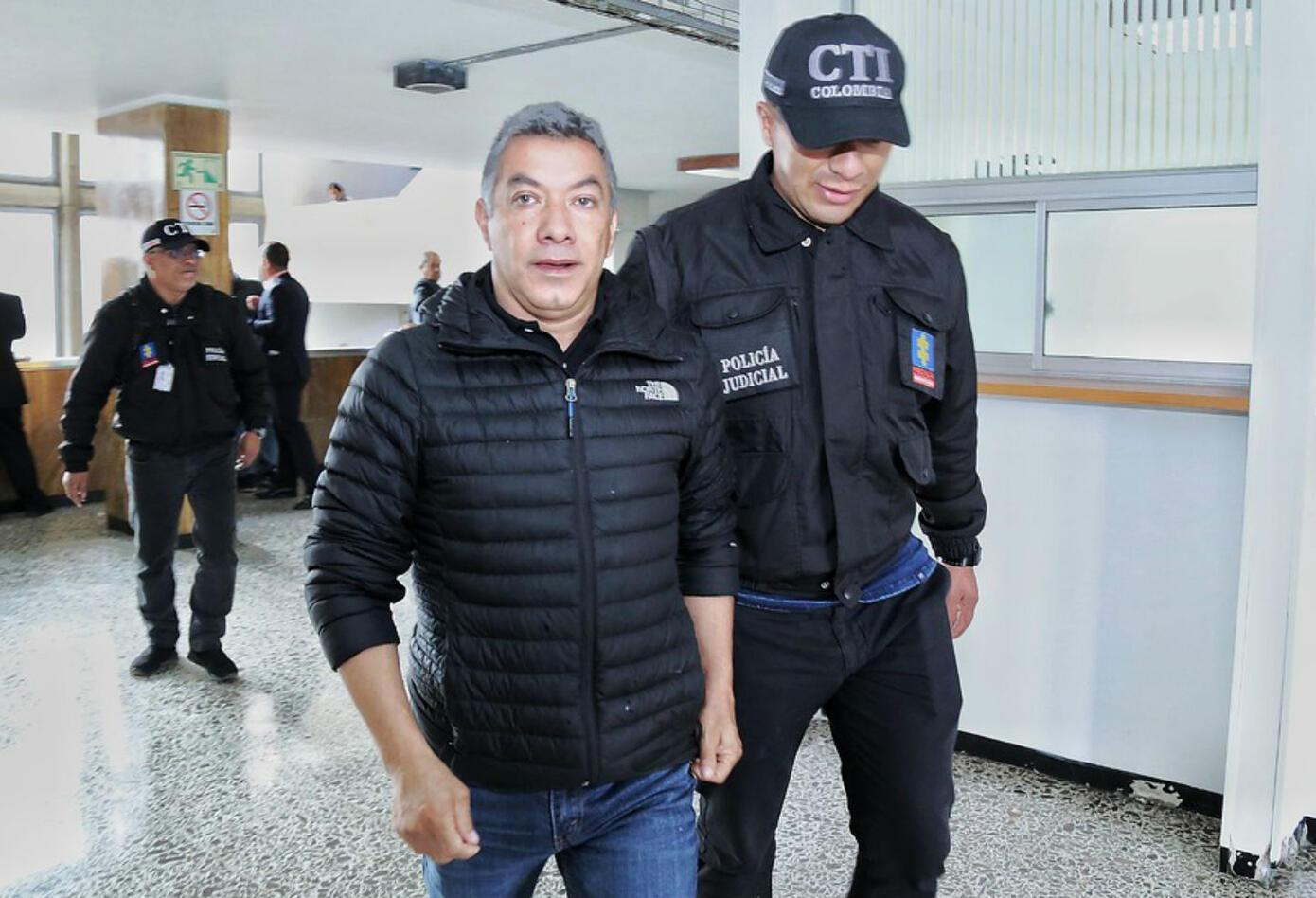Wilman Muñoz, exdirectivo de la Universidad Distrital, aceptó que cometió los delitos de peculado por apropiación y falsedad ideológica.