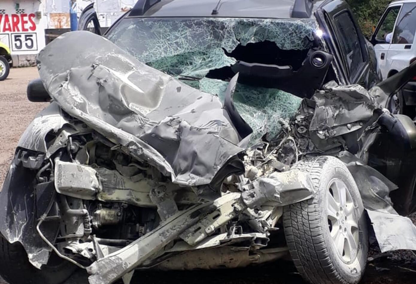 Accidente de Germán Bahamón, padre de Claudia Bahamón