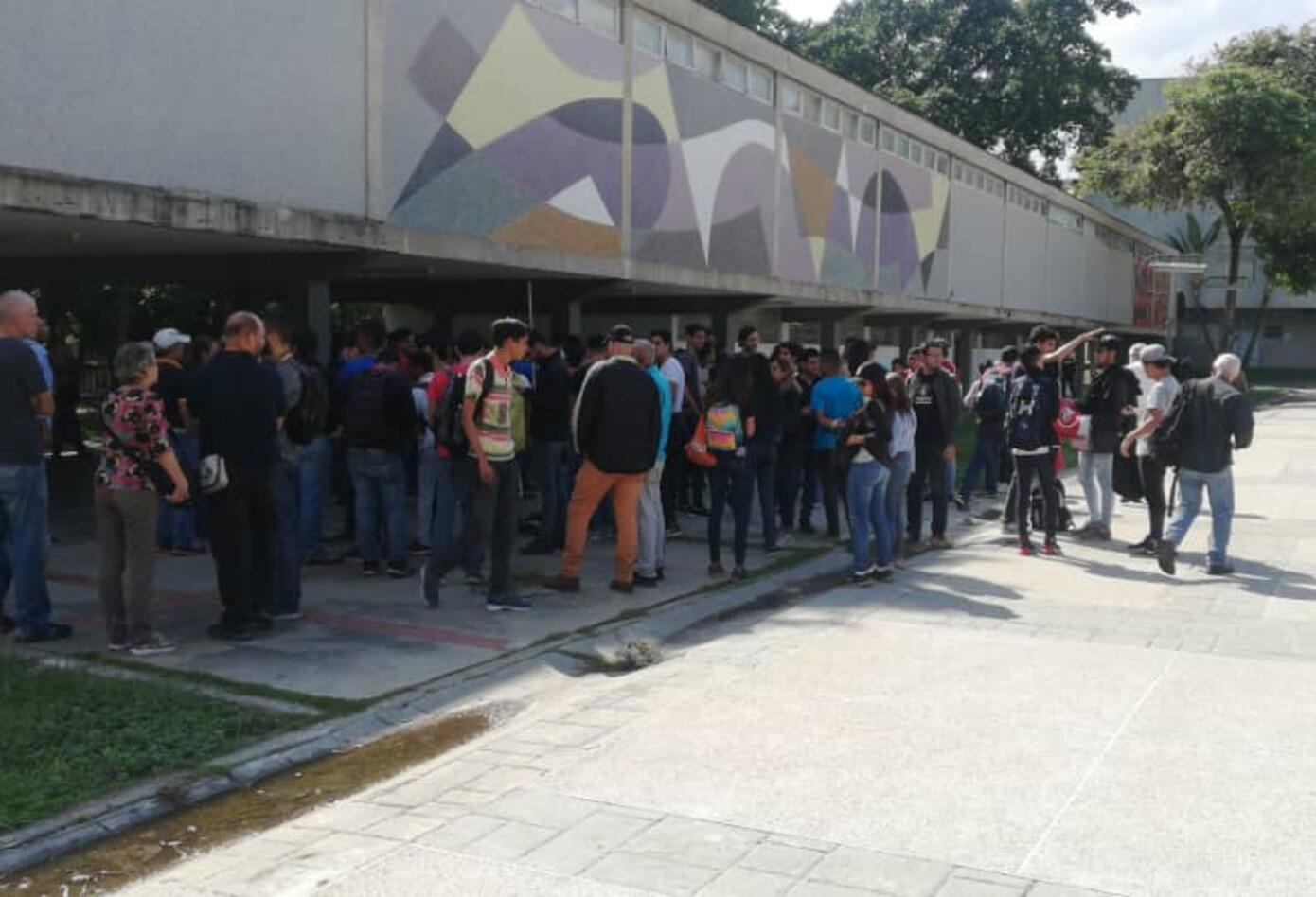 Manifestaciones 21N en Venezuela