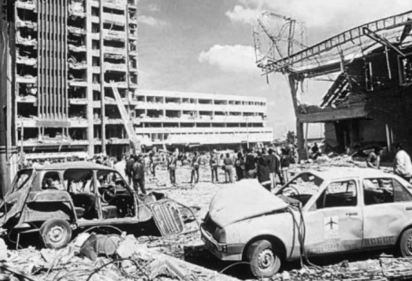 Atentado Edificio DAS 1989
