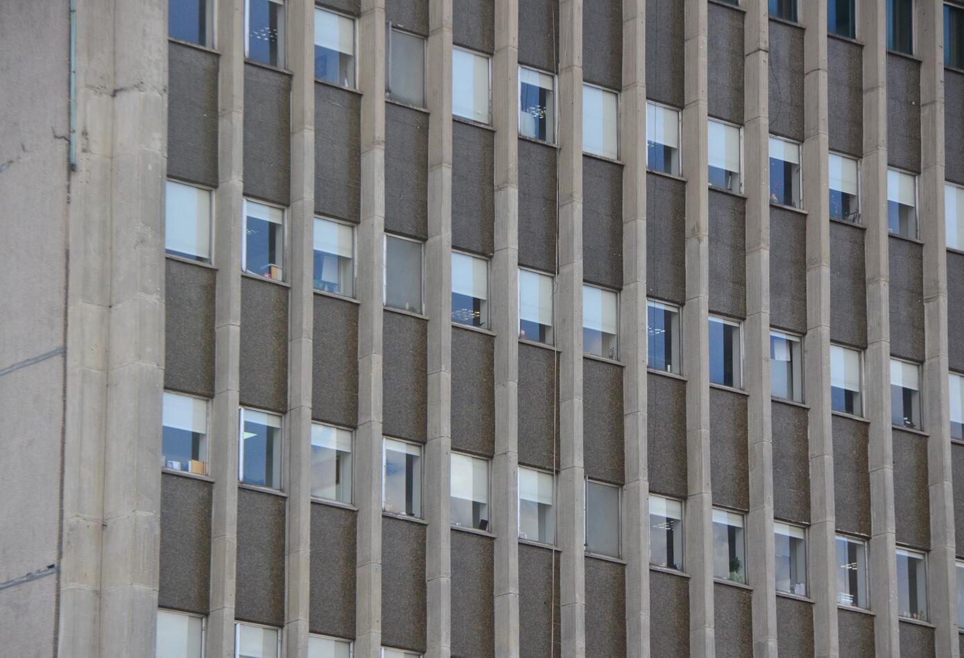 Así luce el antiguo edificio del DAS