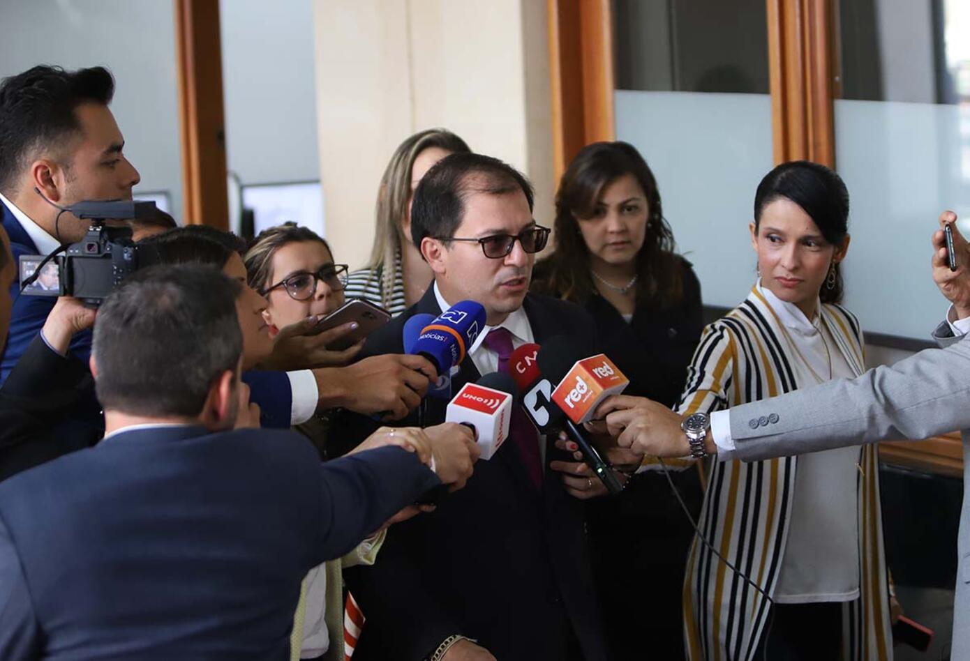 Francisco Barbosa / Fiscalia General de la Nación
