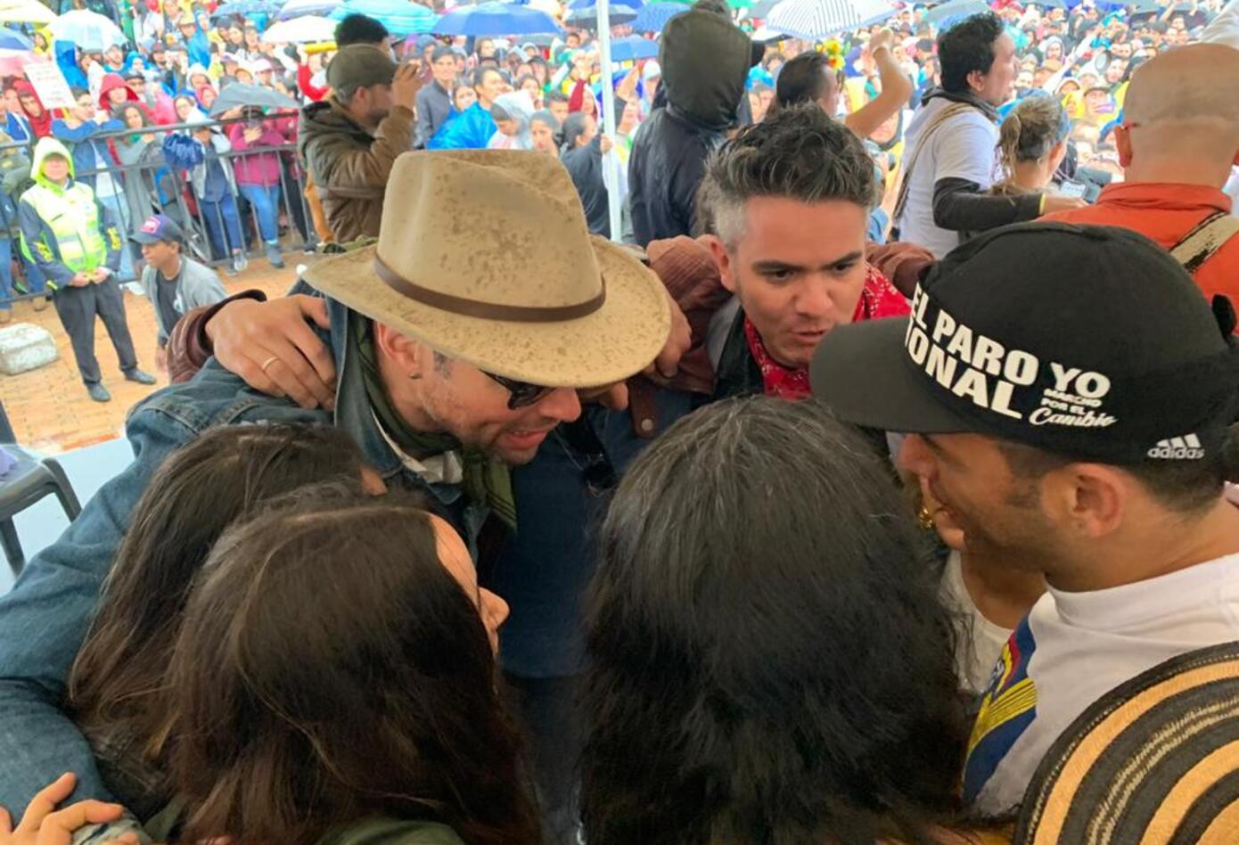 Artistas del Canto por Colombia