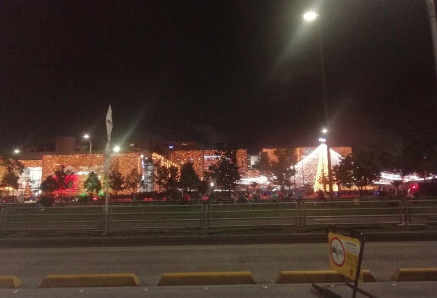 Ciclovía nocturna 12 de diciembre de 2019