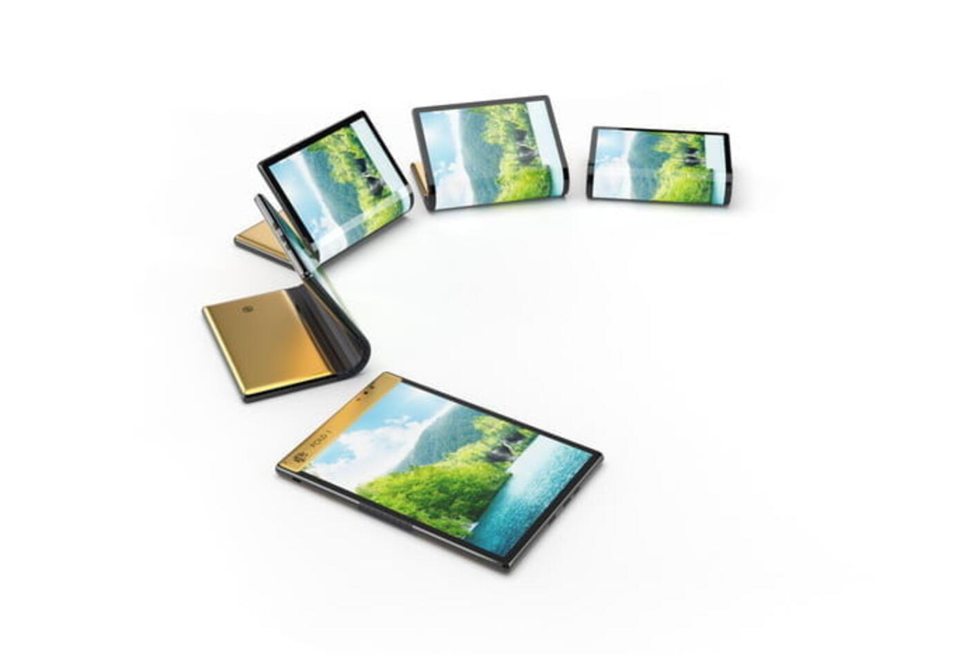 Smartphone plegable Fold1