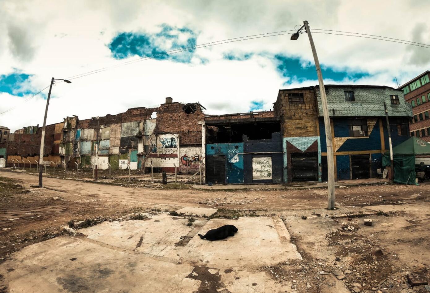 El Bronx, en Bogotá