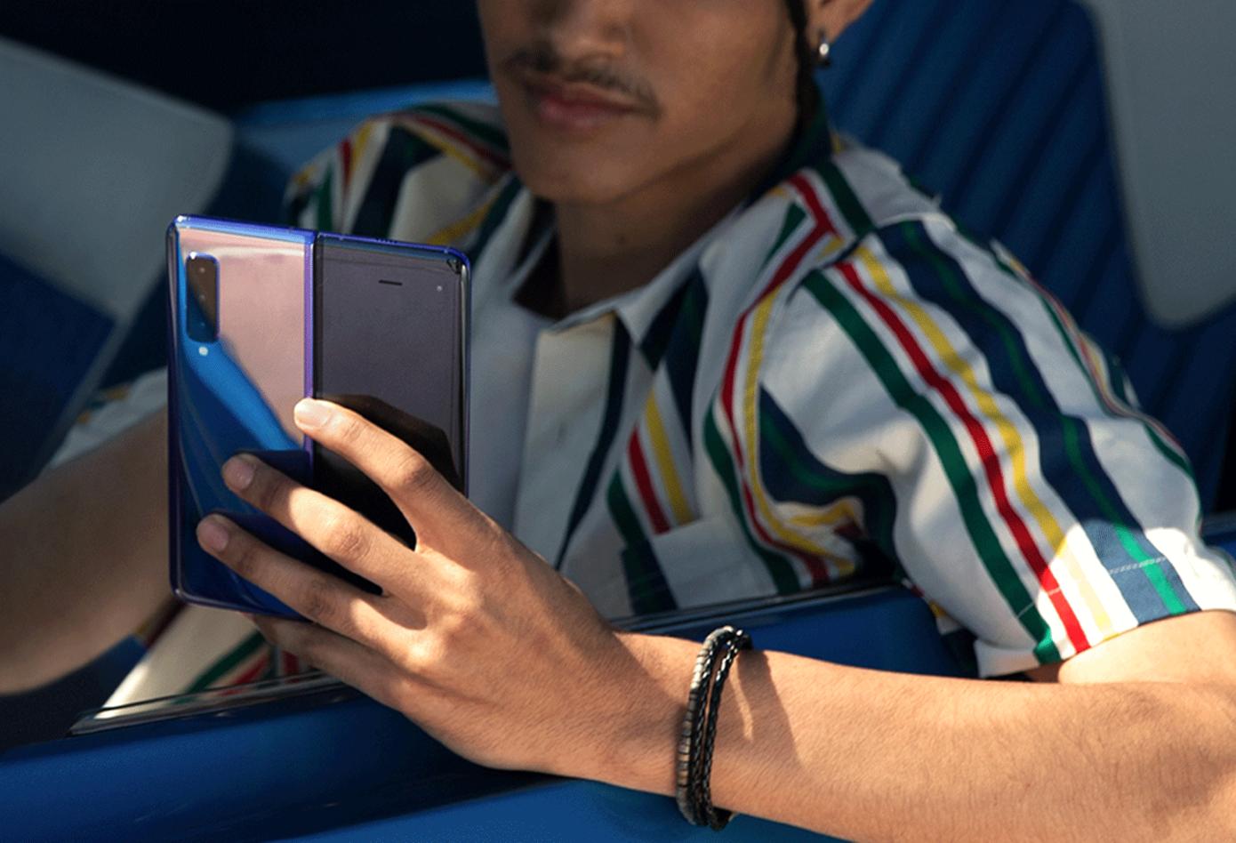 Samsung Galaxy Fold ofrece una nueva forma de ver contenidos