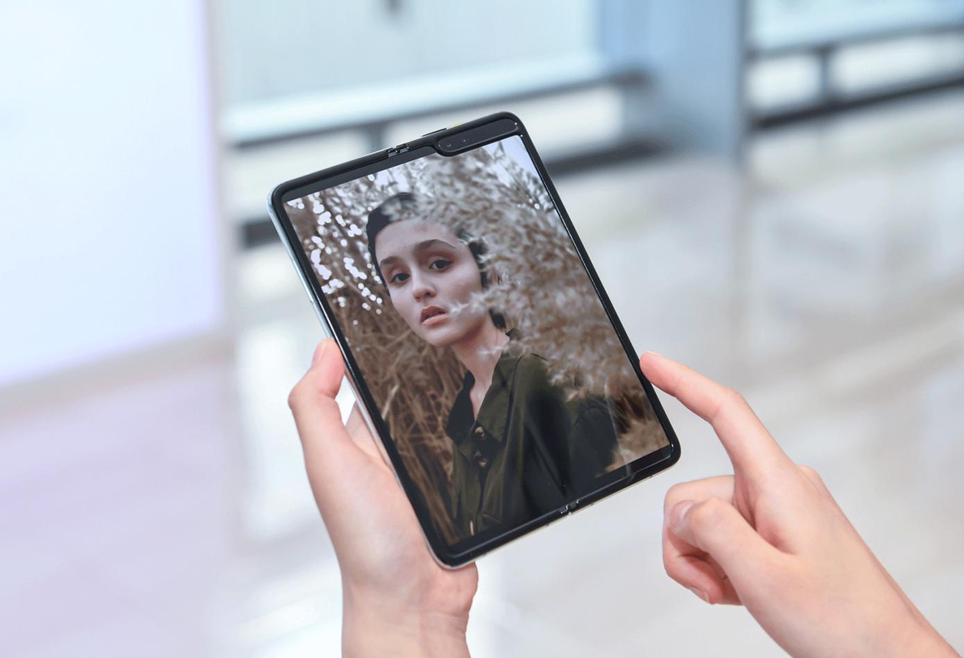 Galaxy Fold, primer teléfono plegable de Samsung