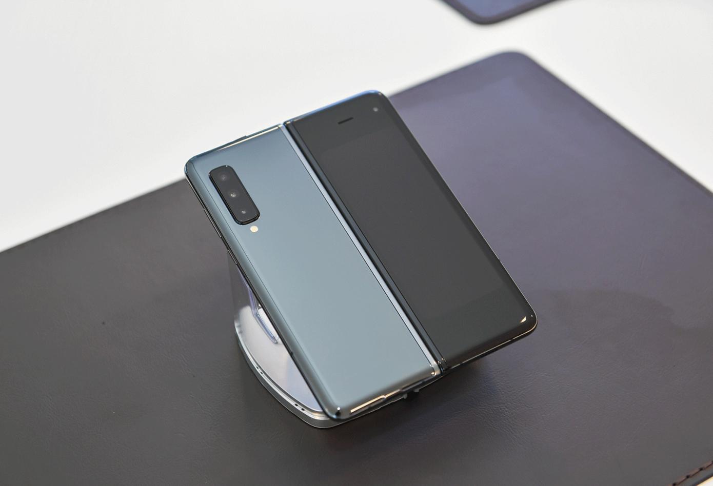 Samsung Galaxy Fold promete tener un buen rendimiento
