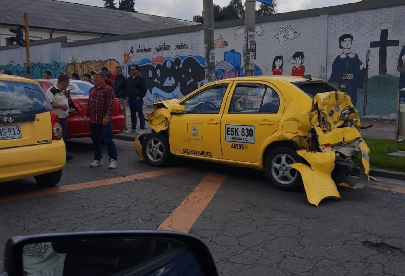 Accidente Tránsito