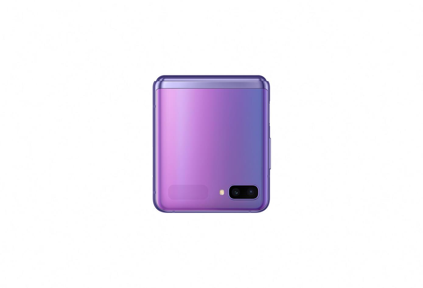 Samsung Galaxy Z tiene una forma cuadrada