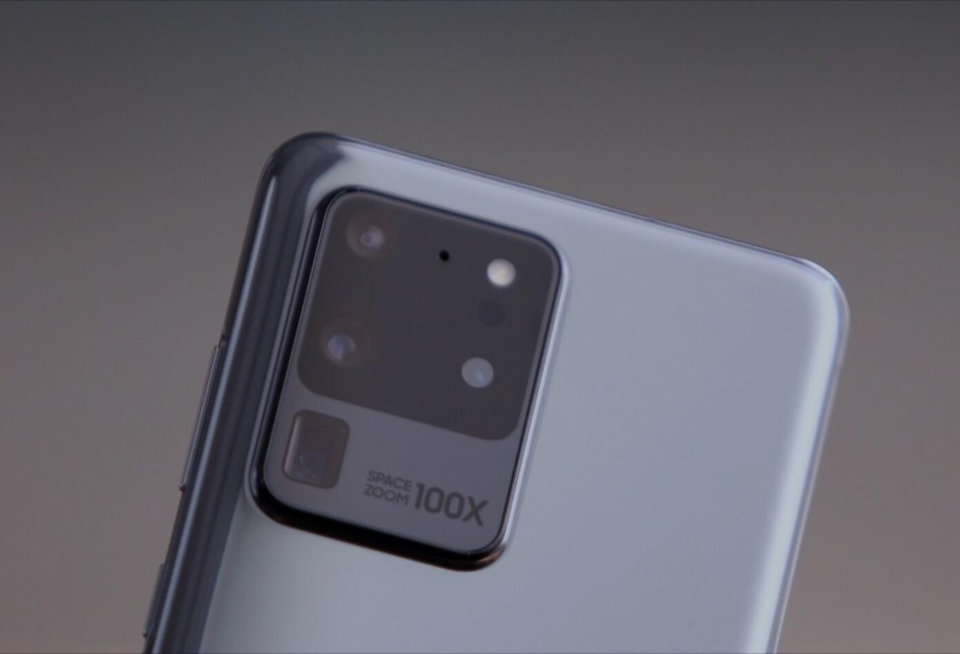 El Samsung S20 llega con un nuevo sistema de cámaras