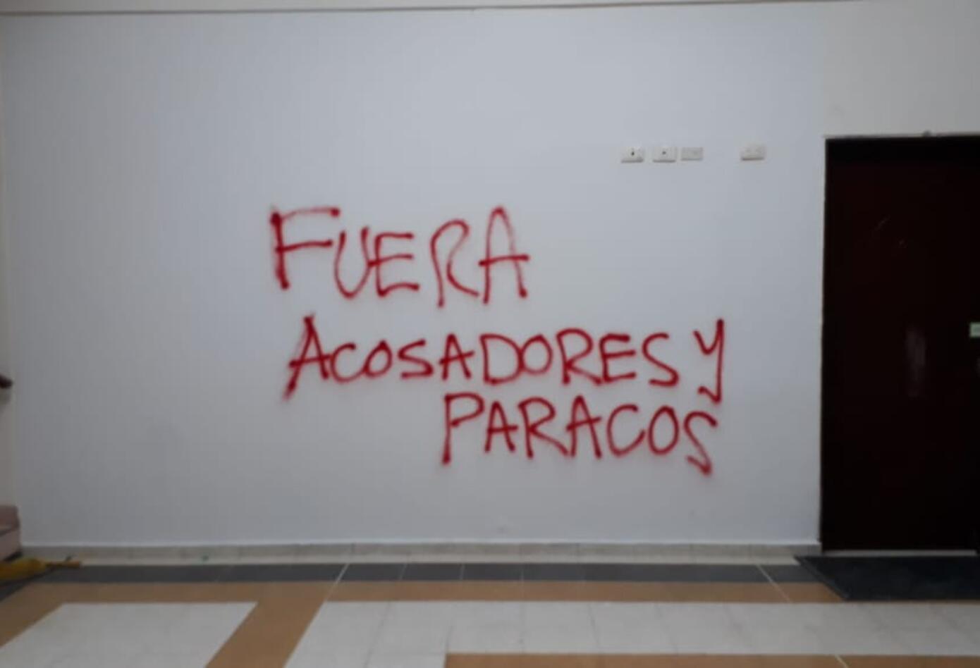 Protestas UIS
