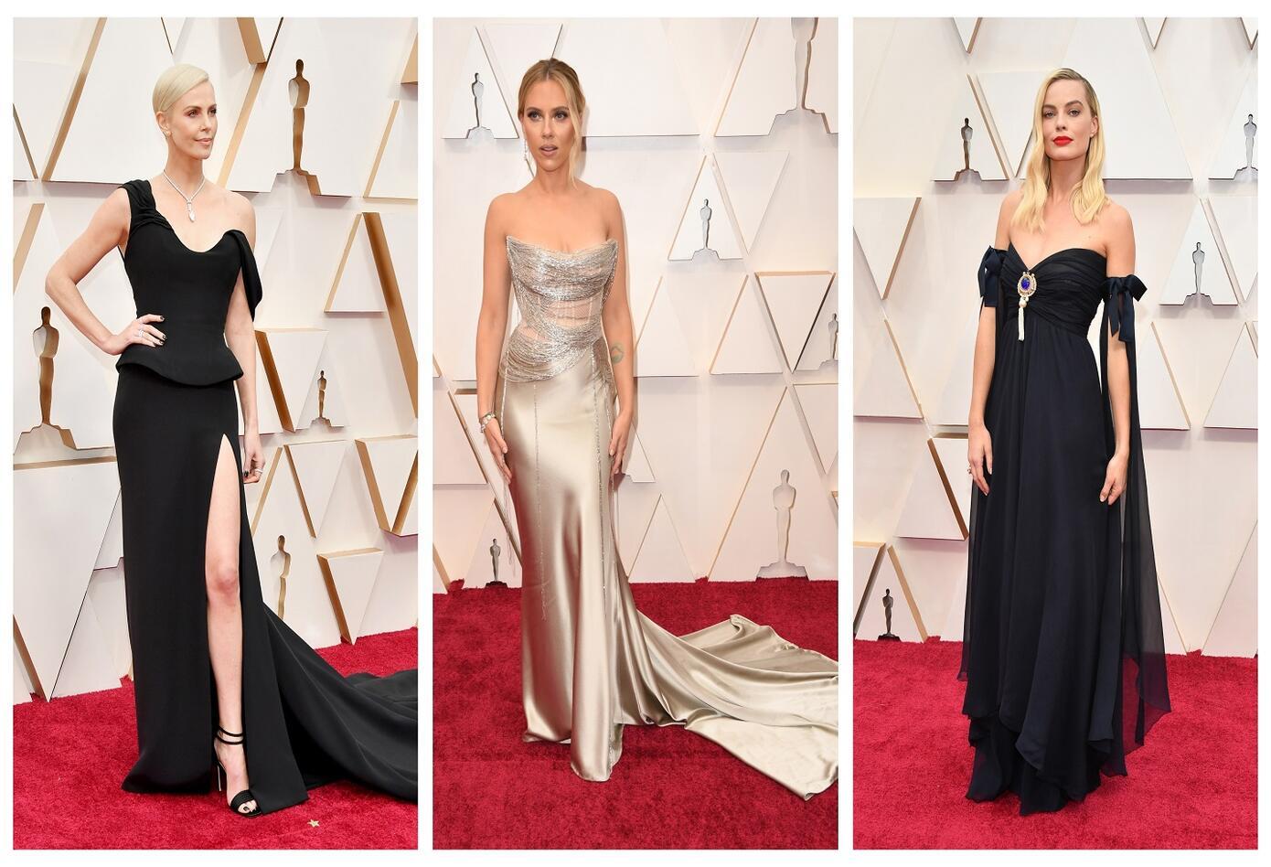 Charlize Theron/Scarlett Johansson/Margot Robbie