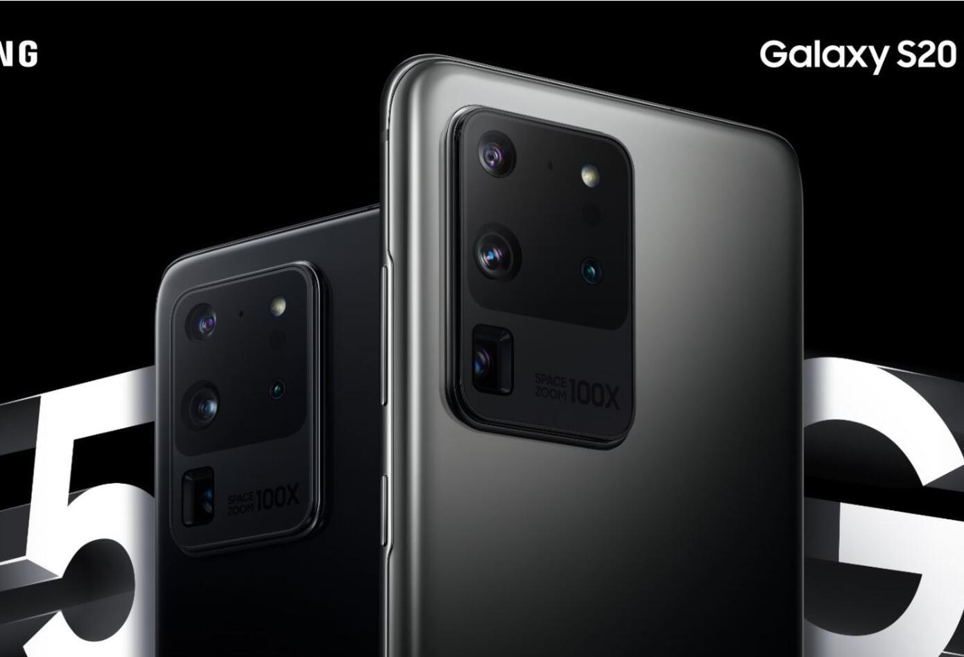 Samsung S20, el nuevo teléfono de la marca surcoreana