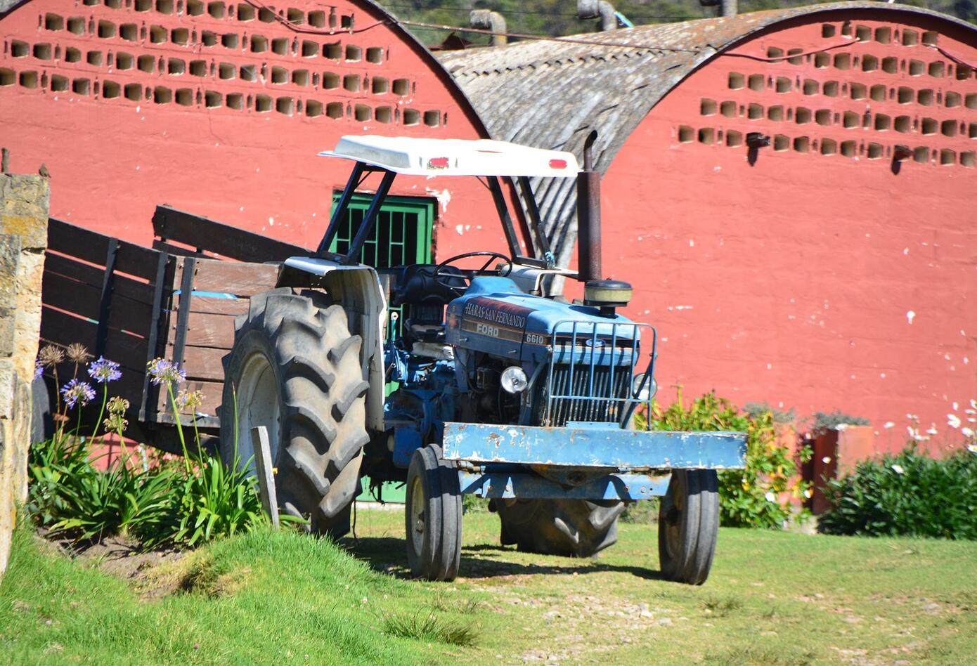 Finca Maquinaria Agrícola