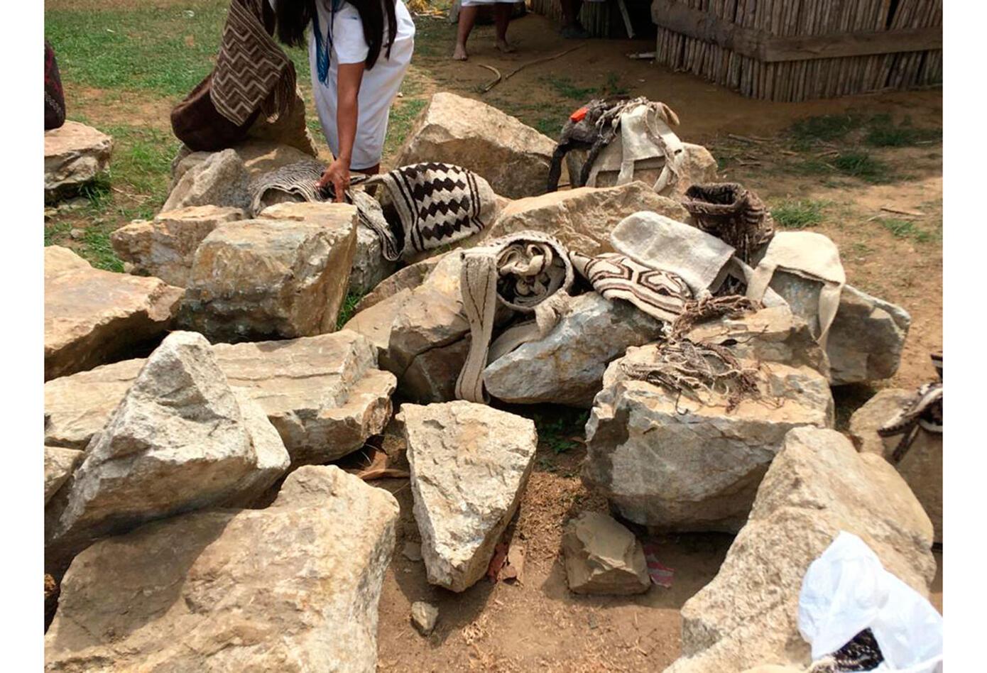 Los productores de las mujeres tejedoras son apetecidos en Colombia y el mundo.