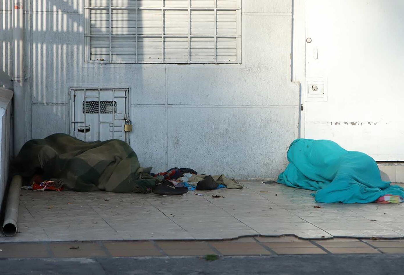La triste realidad de los habitantes de calle en Bogotá