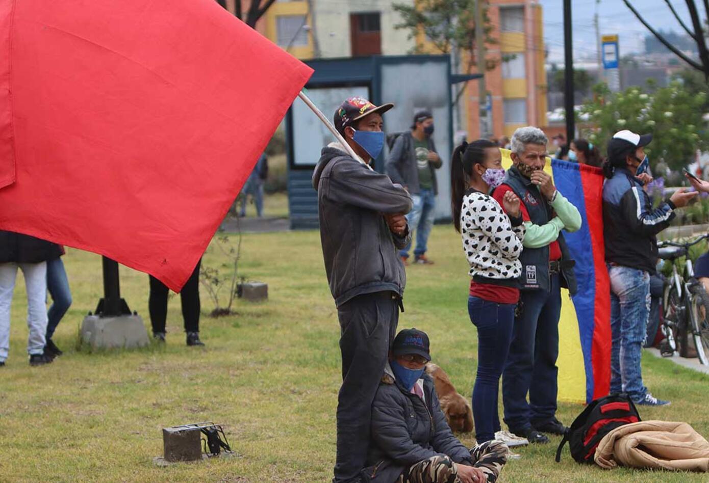 Protestas en la cuarentena
