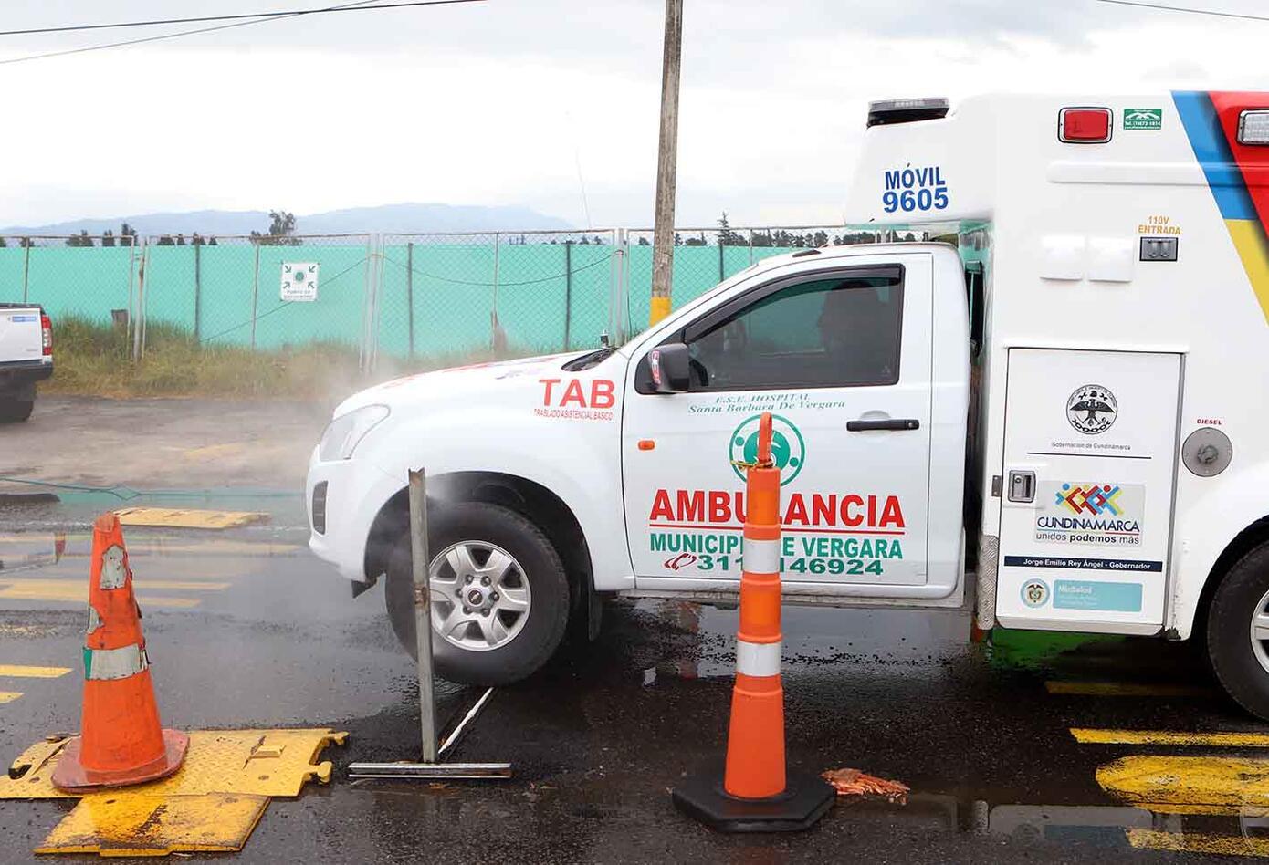 Ambulancia - Bogotá