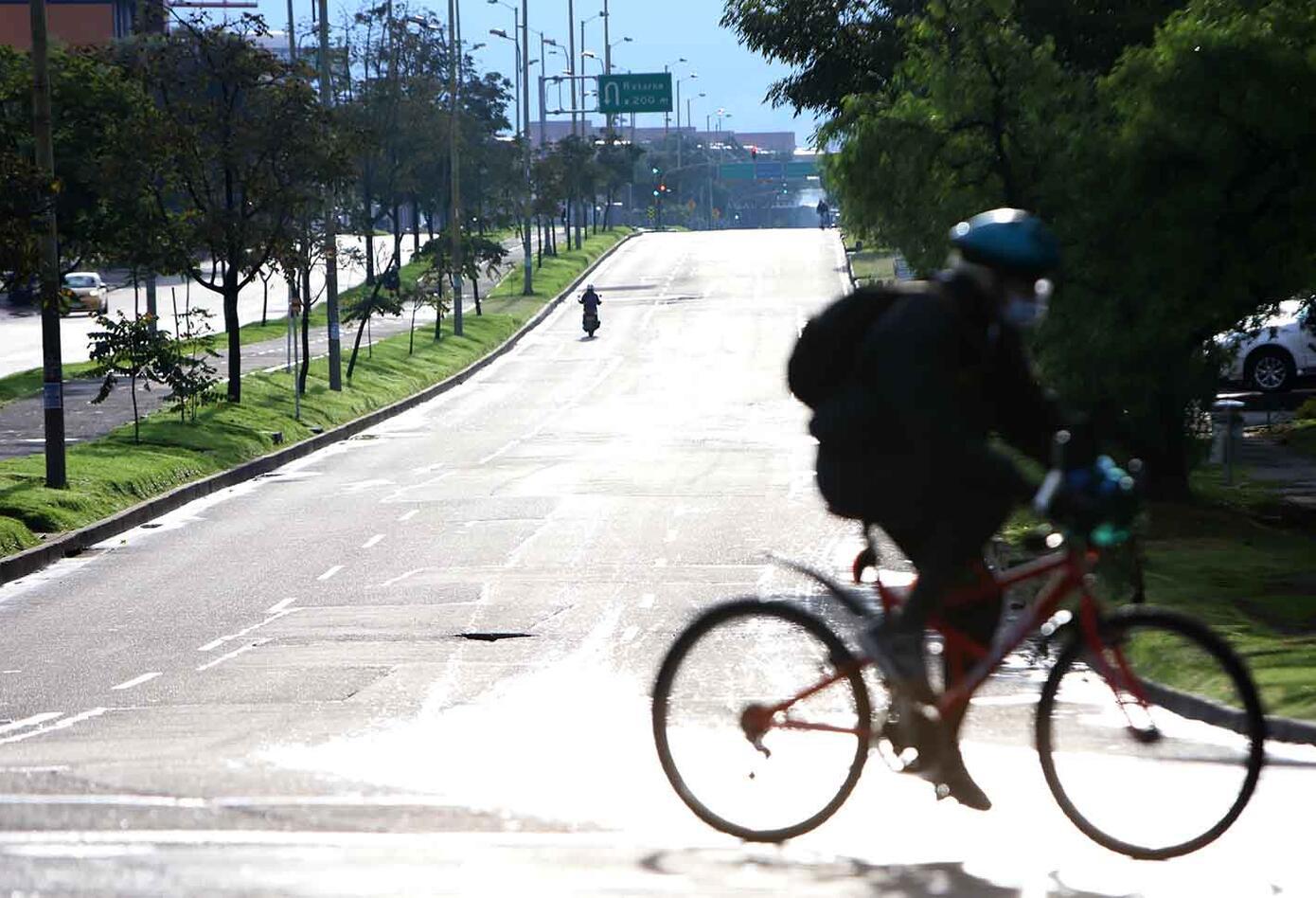 Bogotá - Calle 80 - Vía Siberia