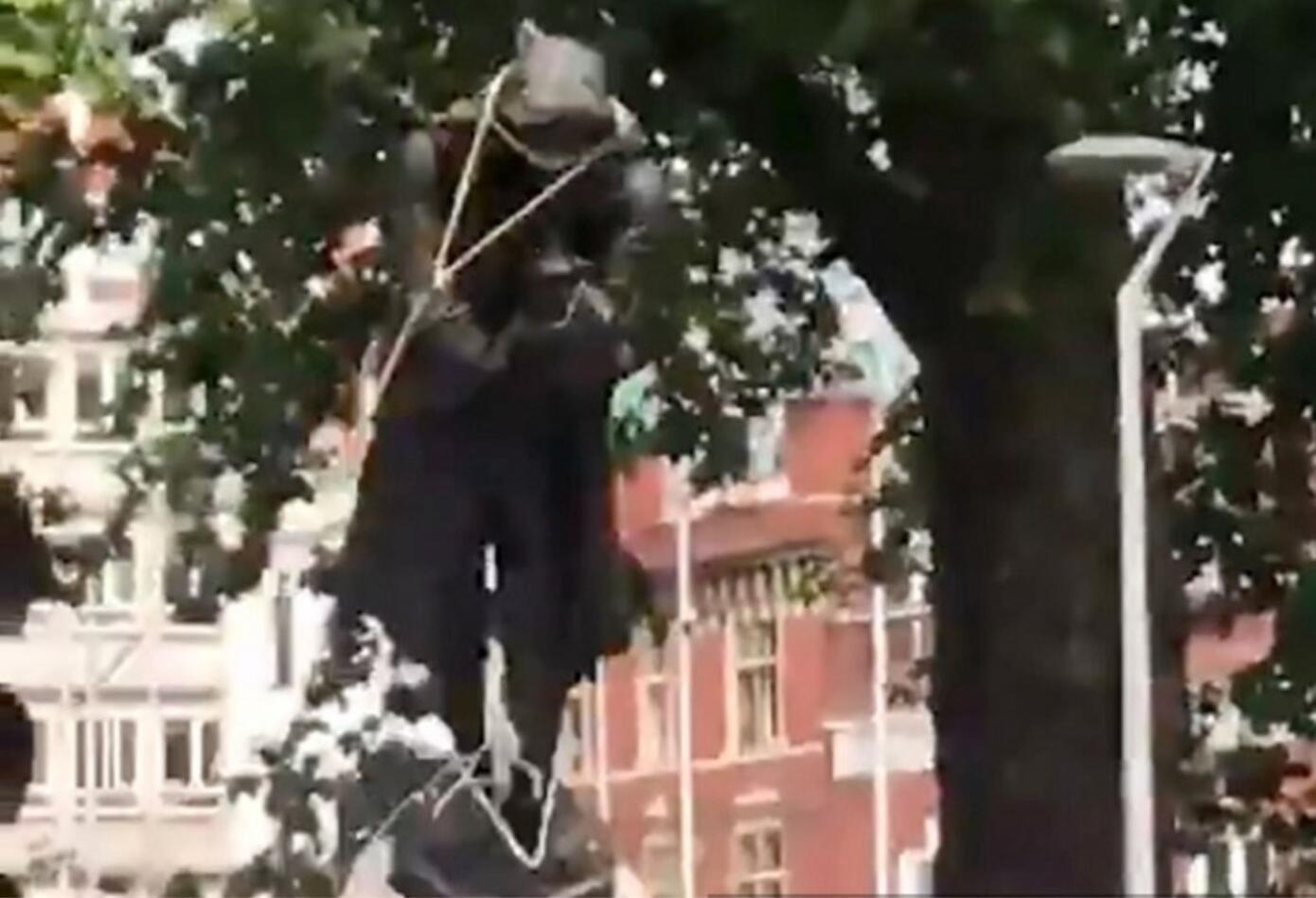 Estatua de Edward Colston