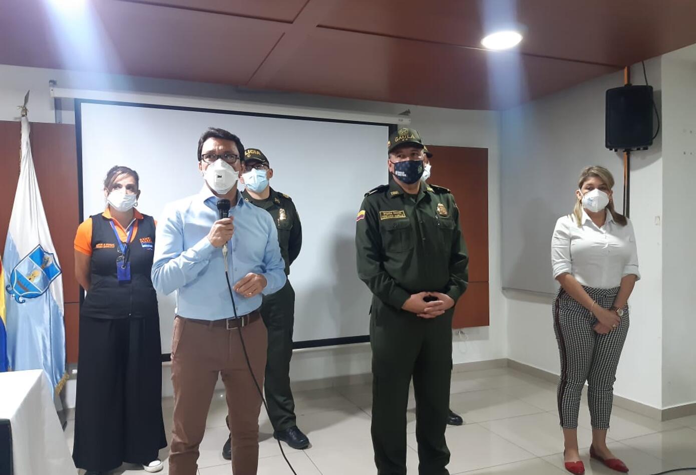 El Comandante Nacional del Gaula de la Policía dio los detalles del operativo