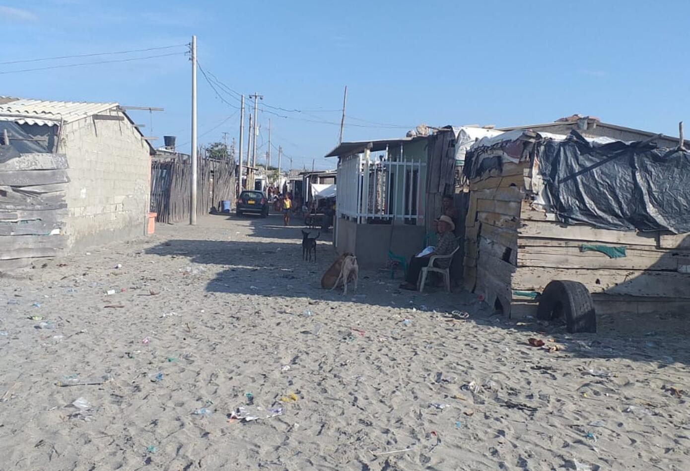 Hoy el pueblo clama por ayuda para salir adelante y poder subsistir en medio de la escasez