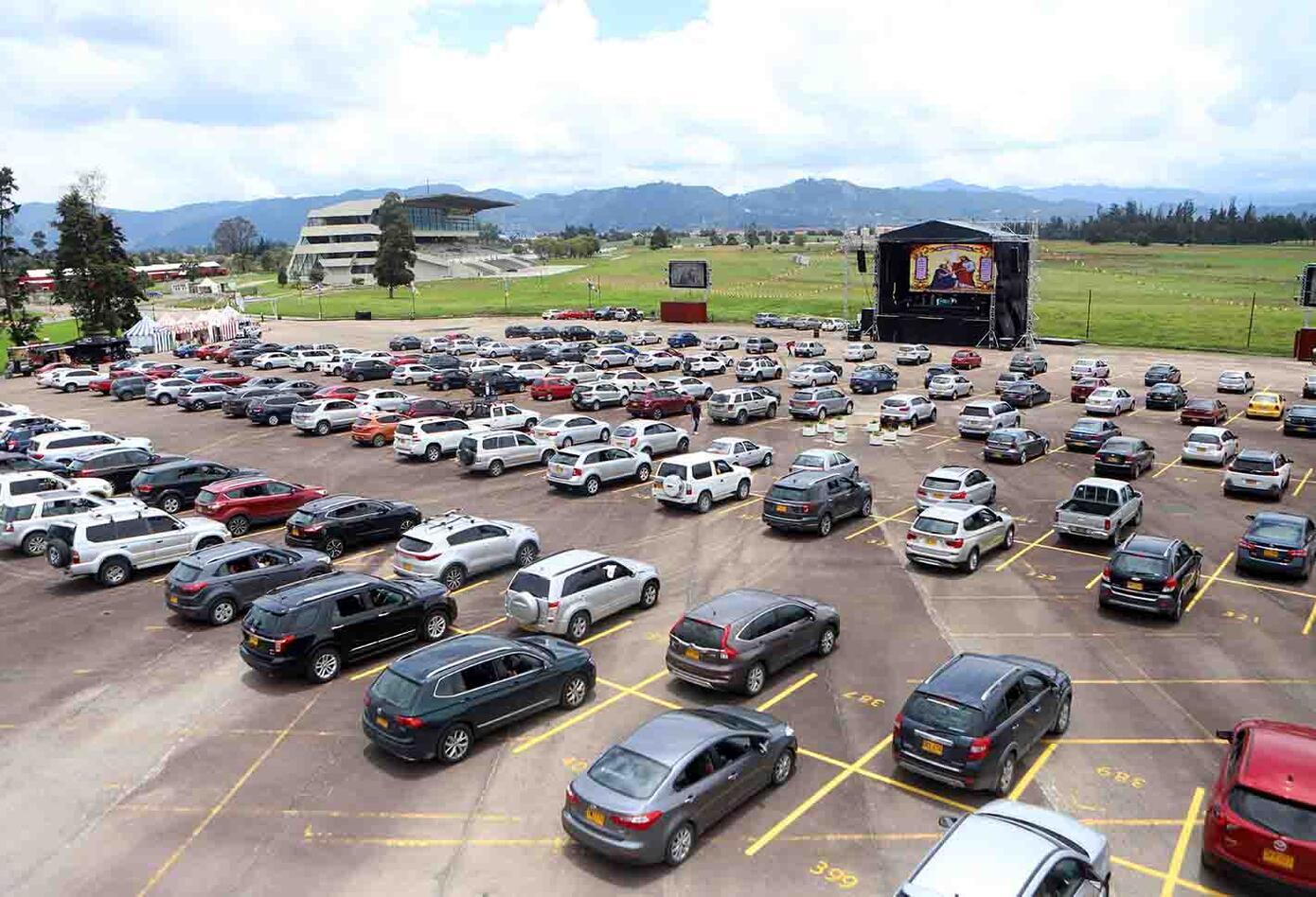 Automisa en el Hipódromo de Los Andes (Chia)