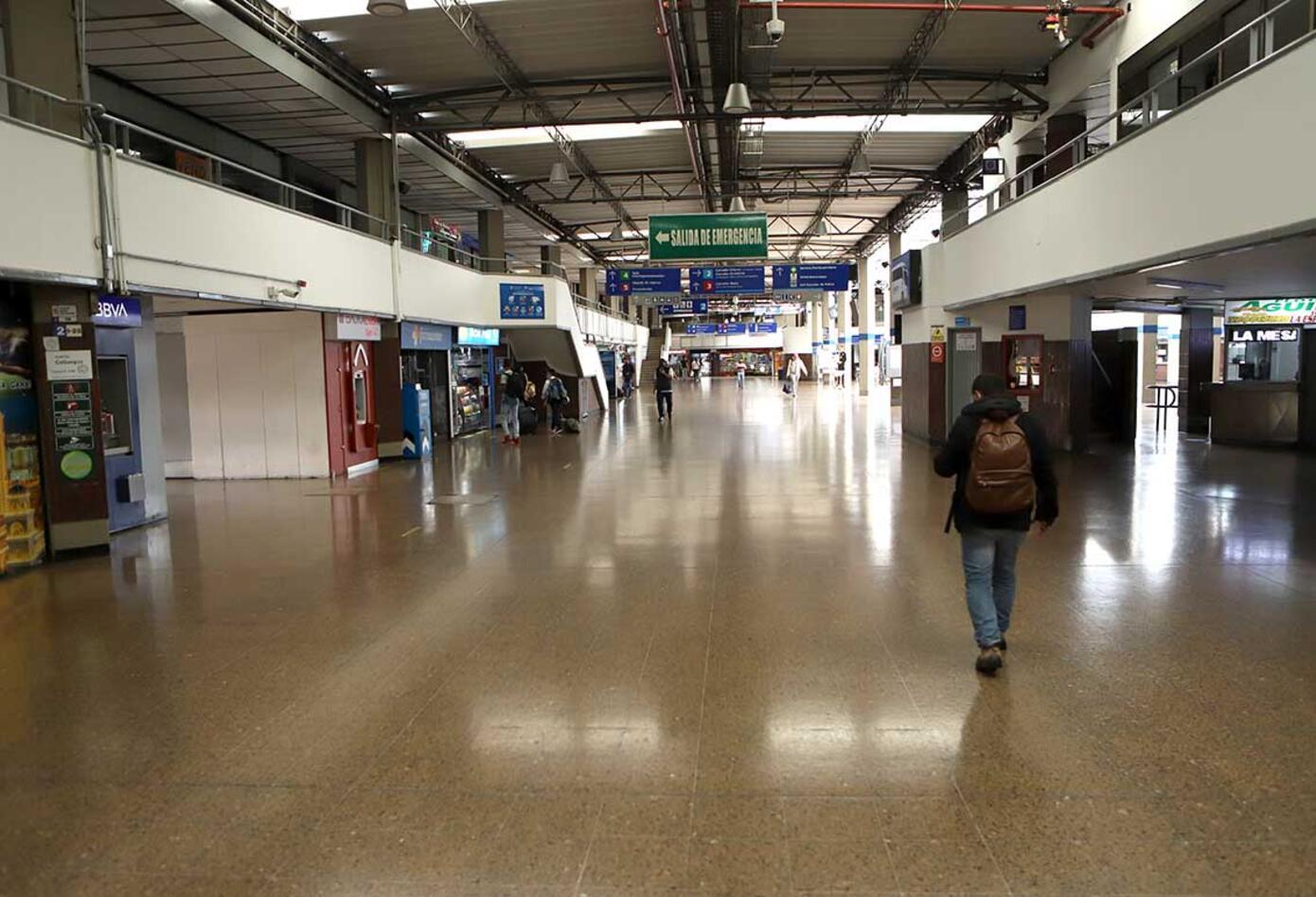 Terminal de Transporte de Salitre
