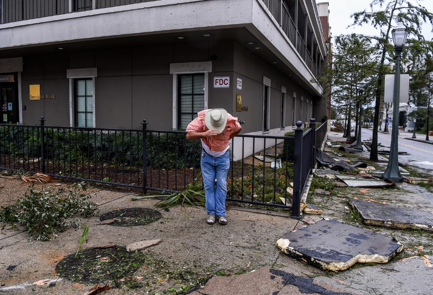 Huracán Sally causó inundaciones en Alabama y Florida