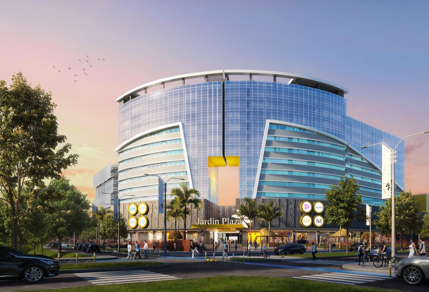 El complejo empresarial más completo de Cali llegó para brindar confort a la vida de los colombianos.