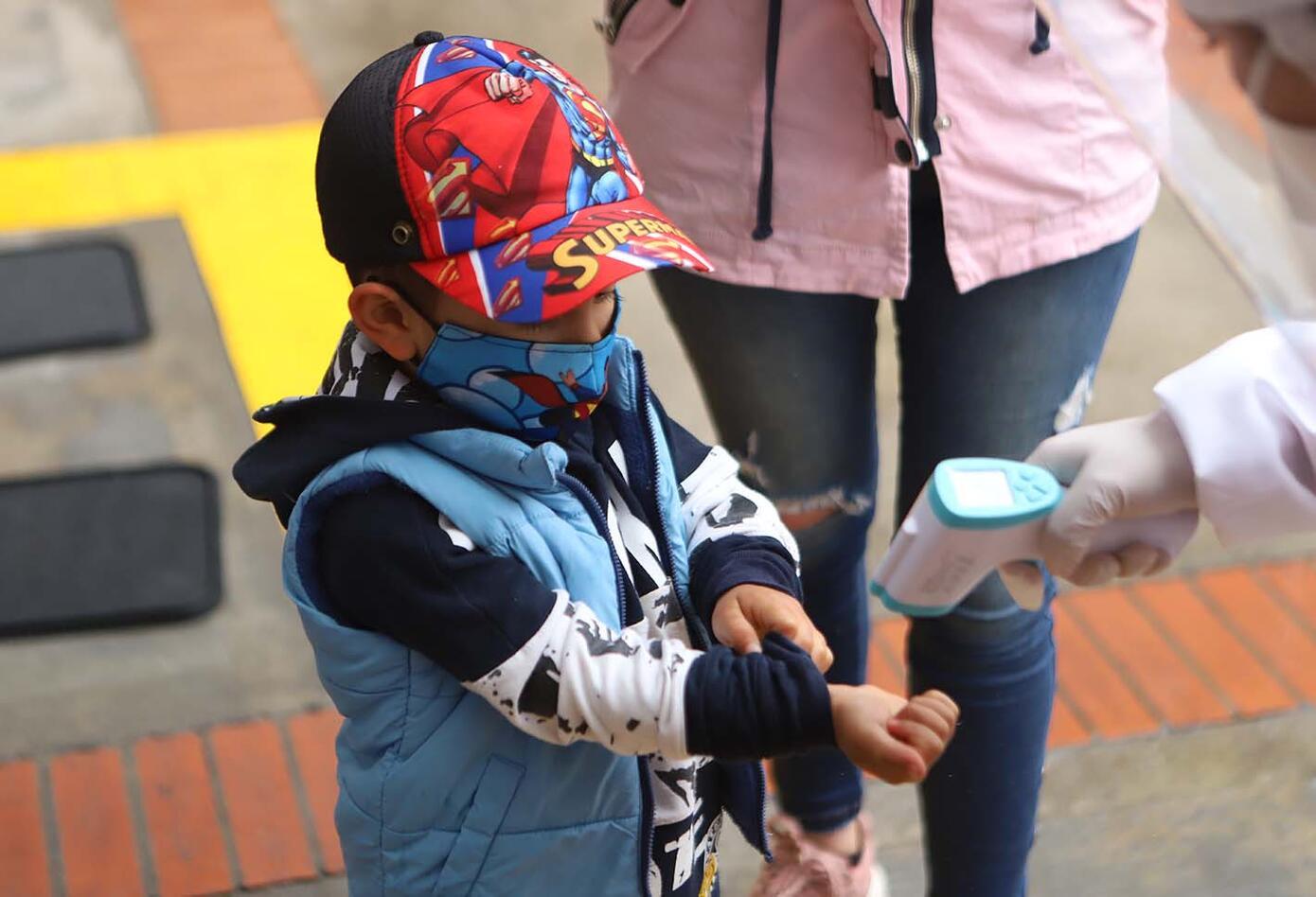 Jardines infantiles de Bogotá