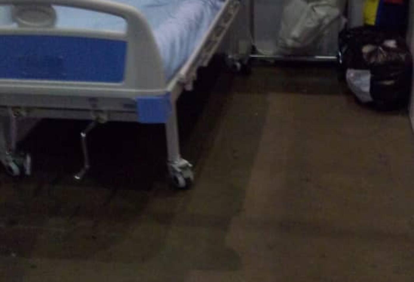 Interior del Poliedro de Caracas para pacientes COVID - Exclusivo RCN Radio
