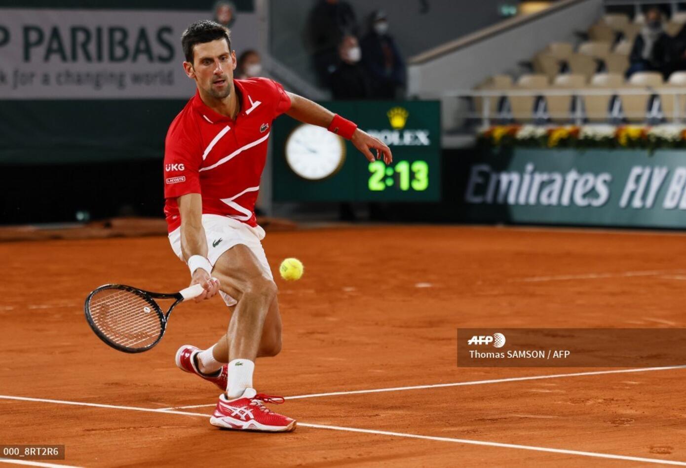 Djokovic gana a Tsitsipas: A la final de Roland Garros ante Rafael Nadal