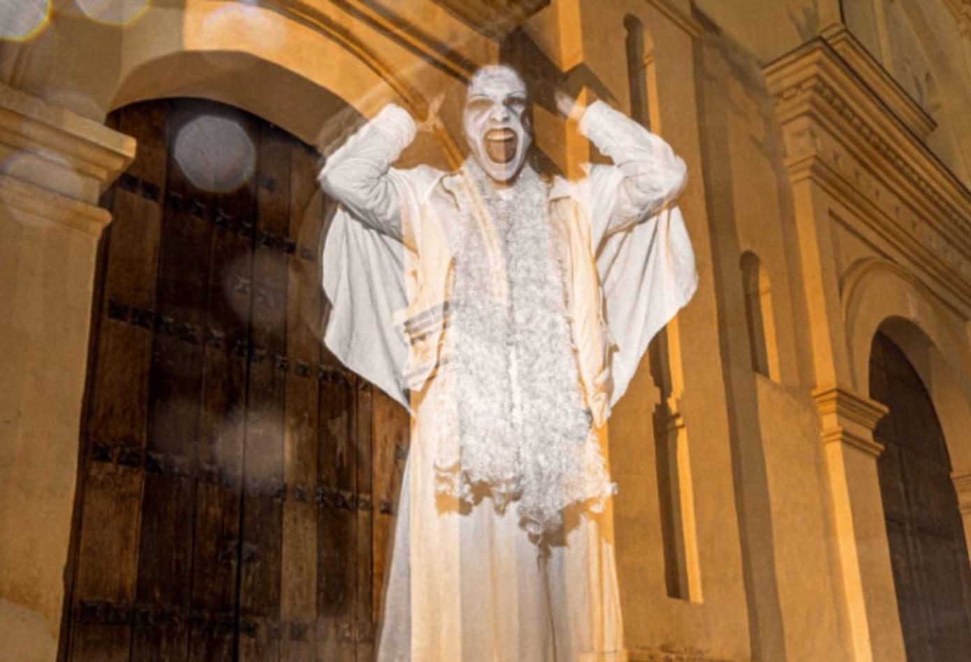 Fantasmas en La Candelaria