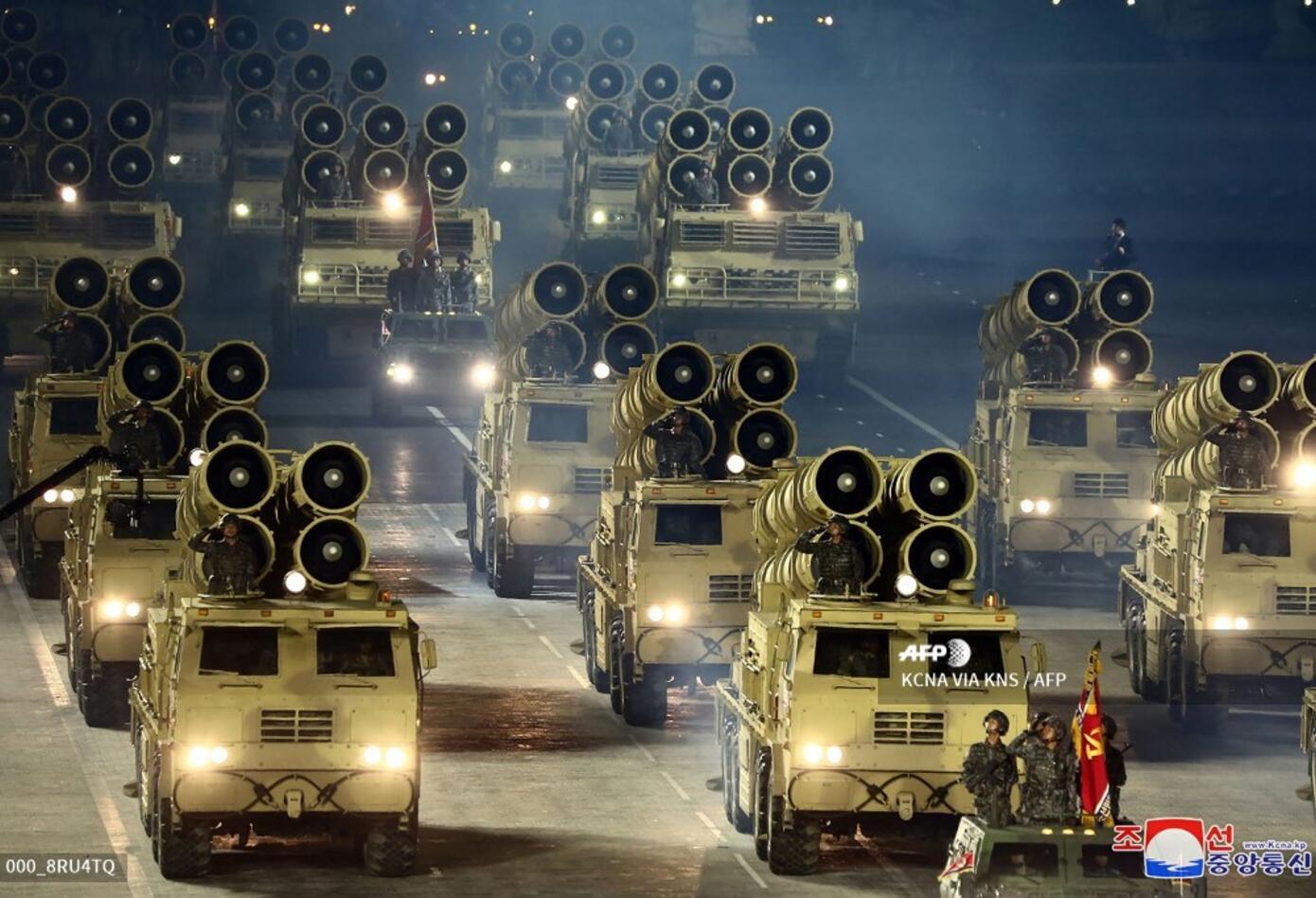 Nuevo misil de Corea del Norte