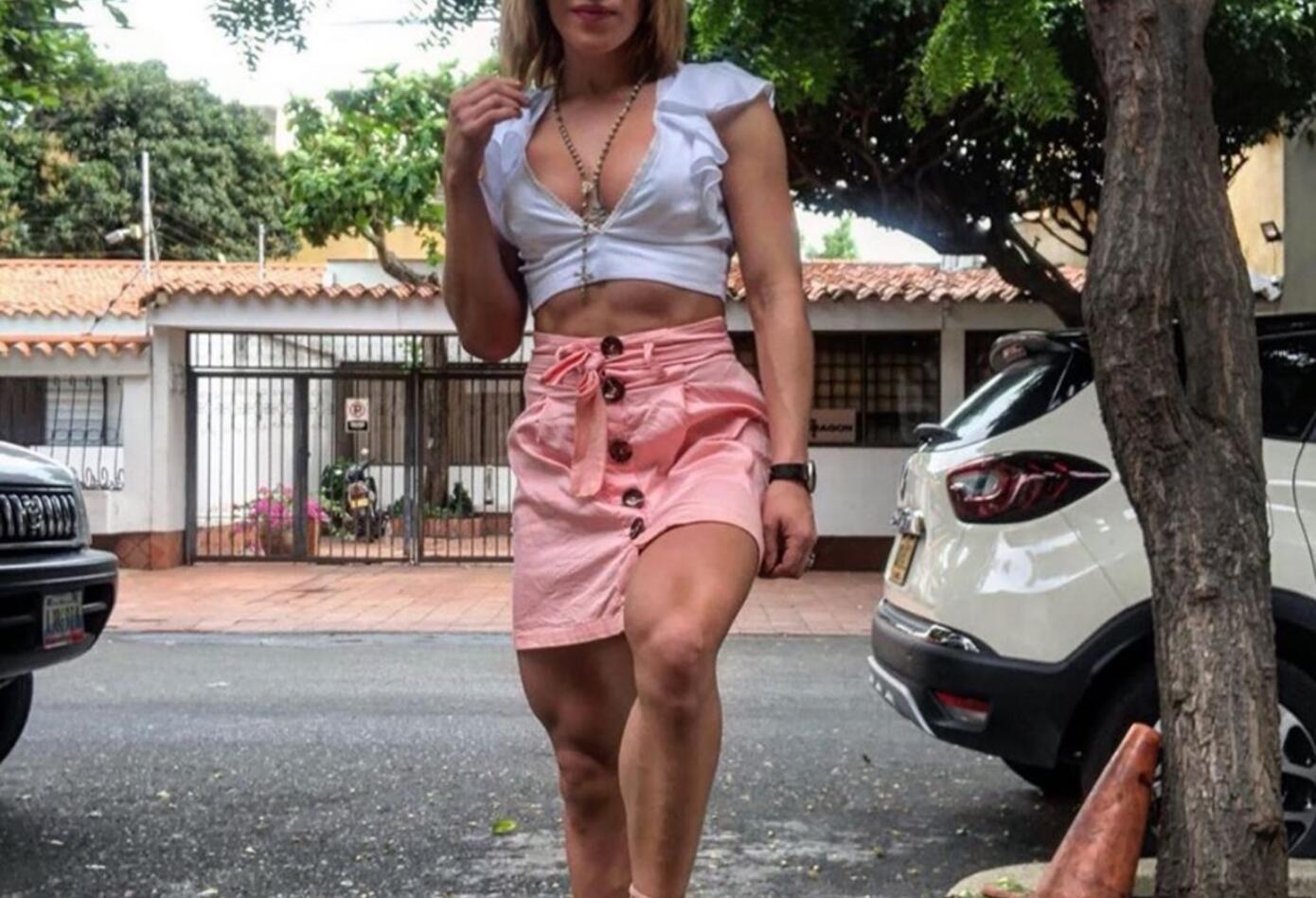 Vivian Polania, Juez