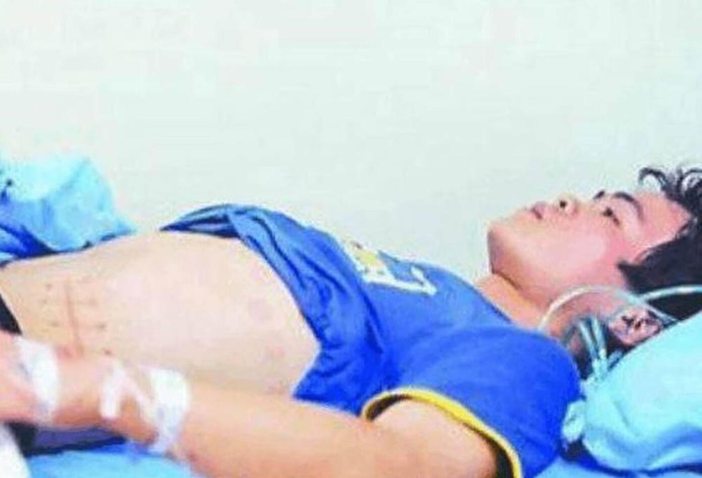 Xiao Wang - vendió riñón por iPhone