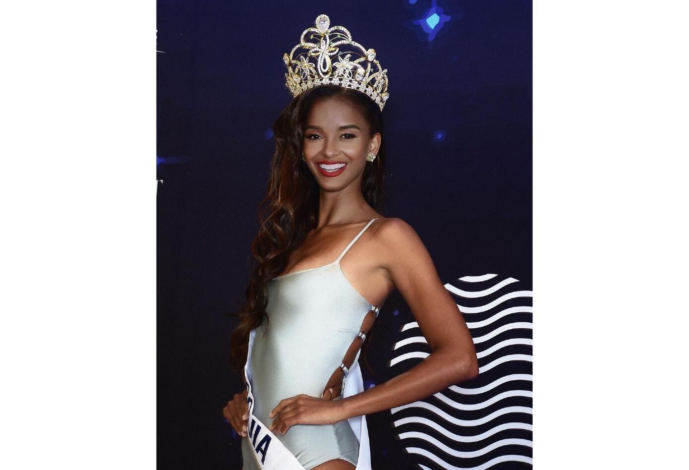 Miss Antioquia, Carolina Londoño
