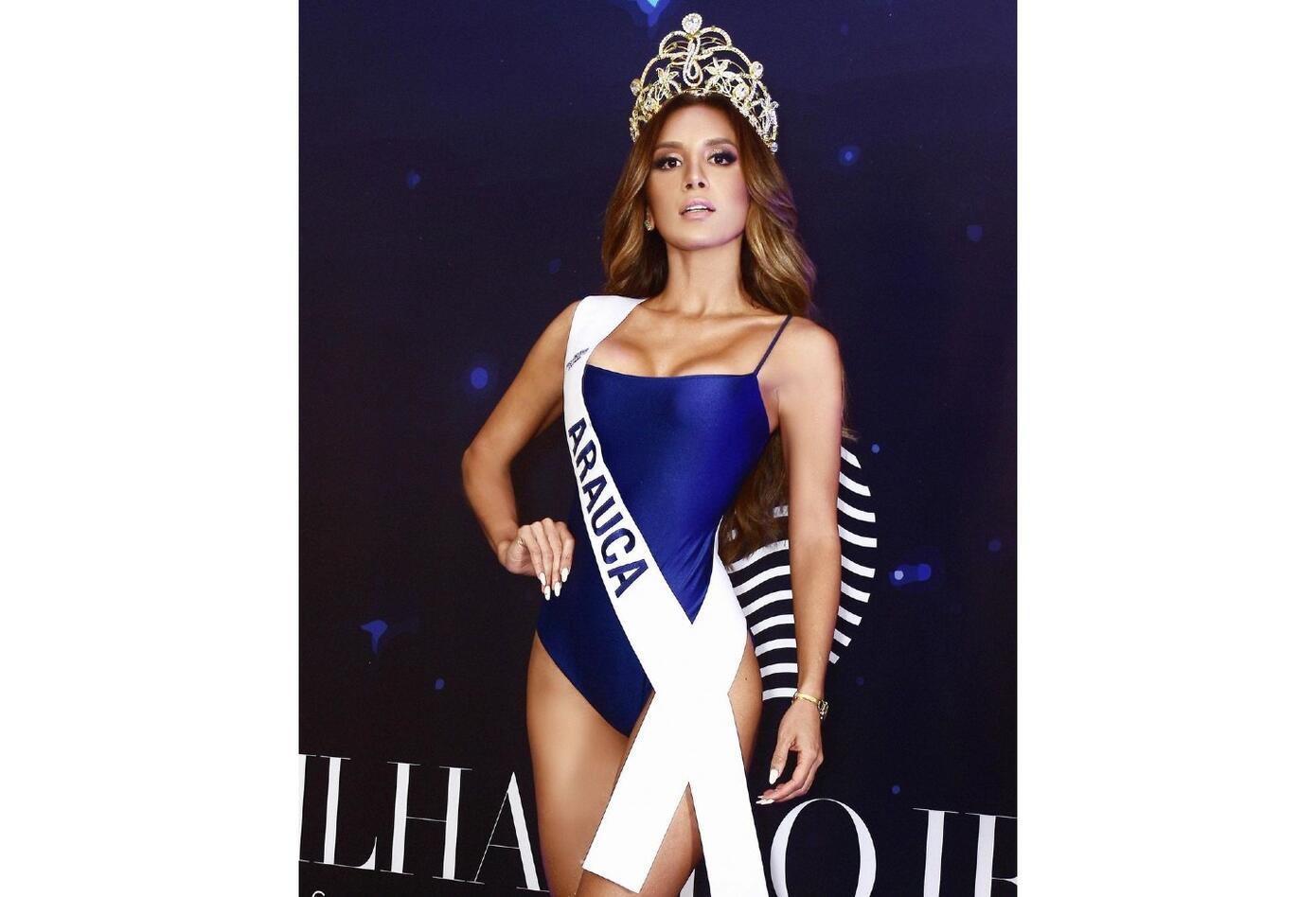 Miss Arauca, Genesis Andrea Quintero Pérez