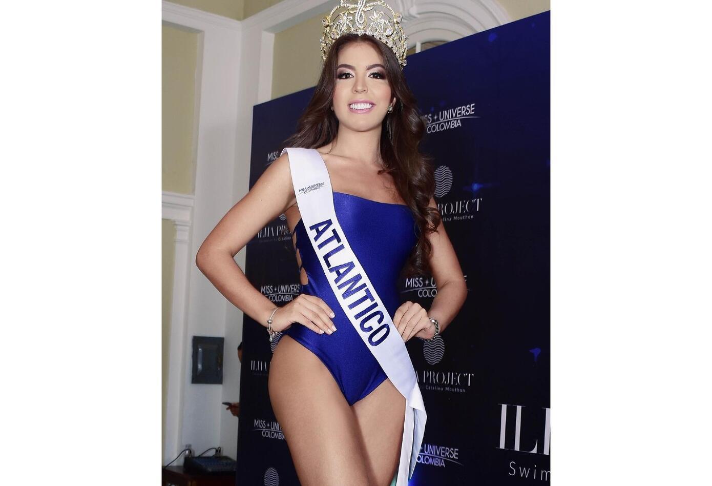 Miss Atlántico, Mariale Castillo