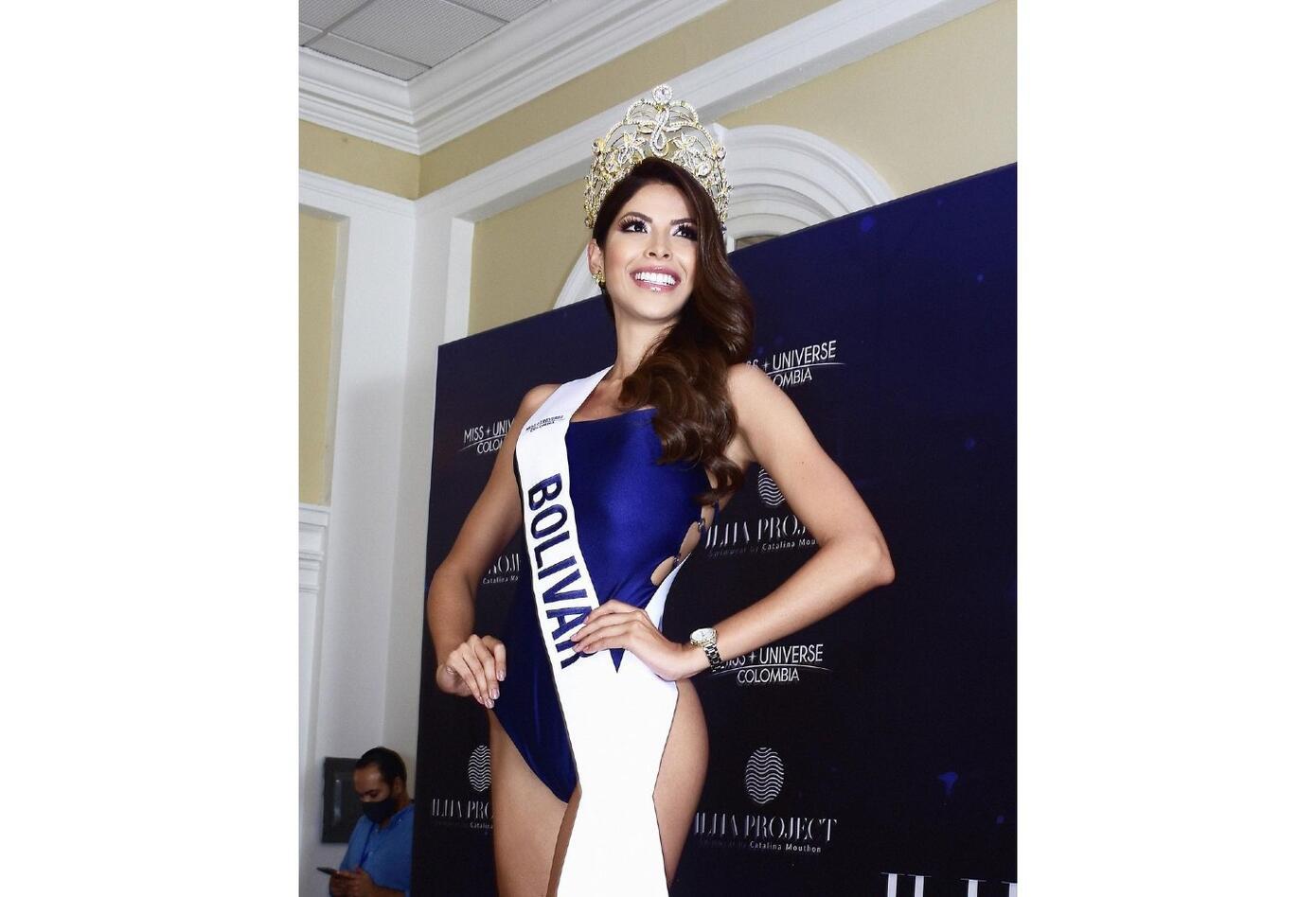 Miss Bolívar, Laura Olascuaga