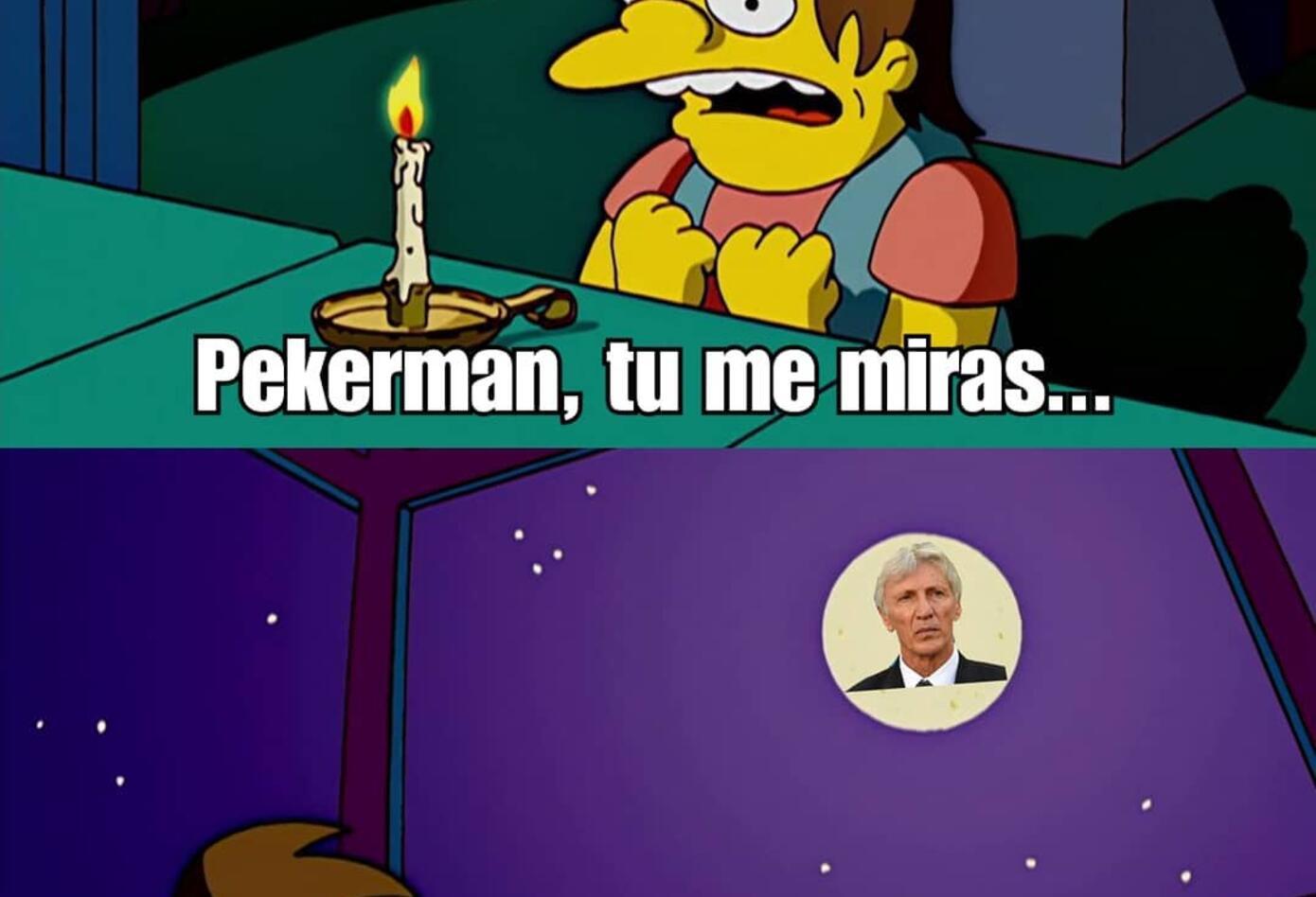 Memes de goleada de Ecuador a Colombia