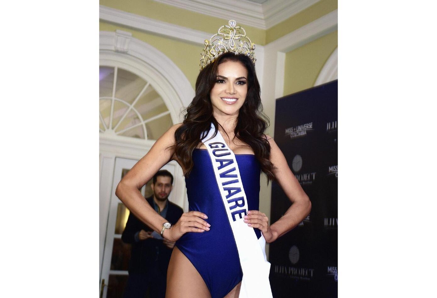 Miss Guaviare, Xiomara Alfonso