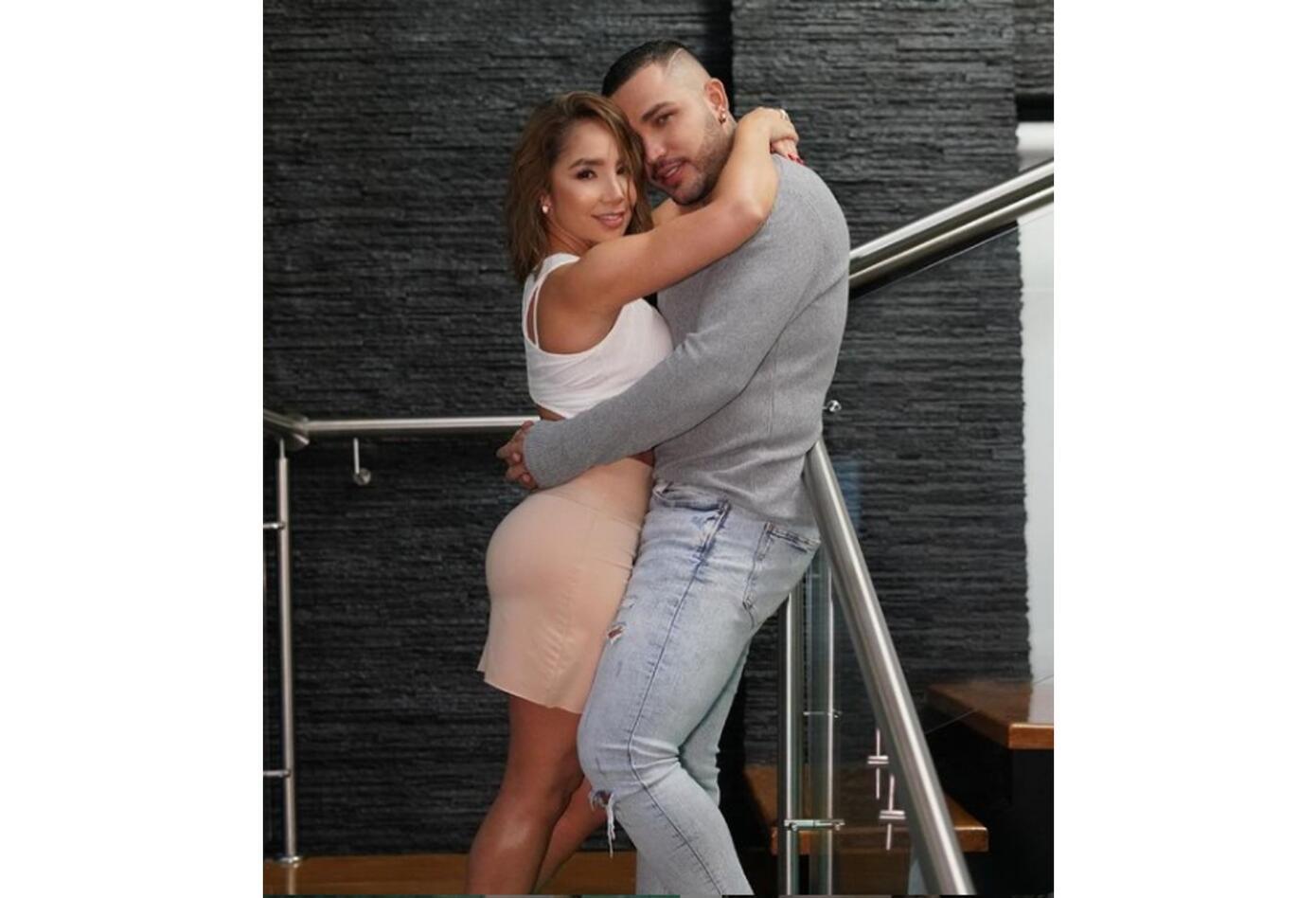 Jessi Uribe ya piensa en matrimonio con Paola Jara