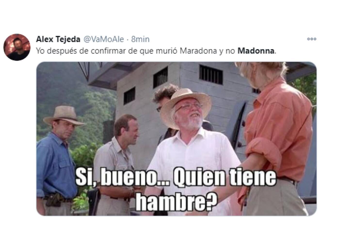 Madonna en vez de Maradona: insólita tendencia en Colombia